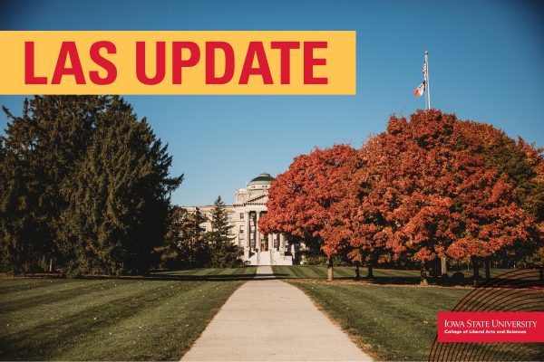 LAS Update - Fall campus image