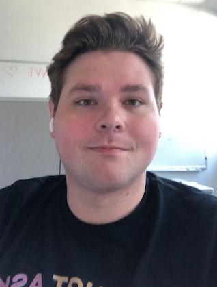 Portrait of Alex Leffel.